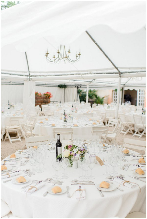 marquee wedding ideas