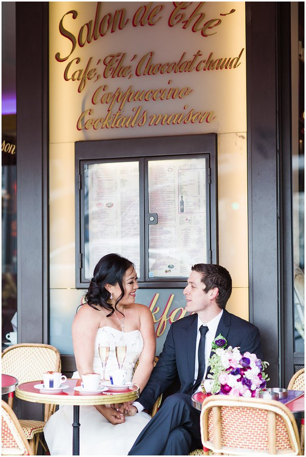 plan an elopement in Paris