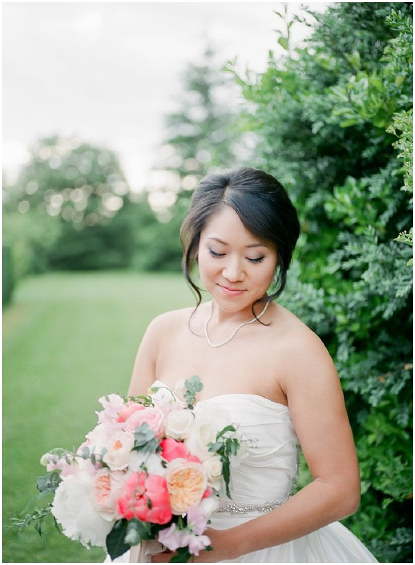 relaxed fairytale bride hair and make up