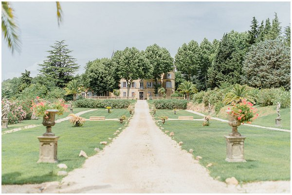 wedding venue ideas provence