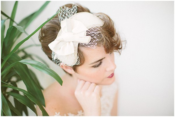 fascinators for short hair
