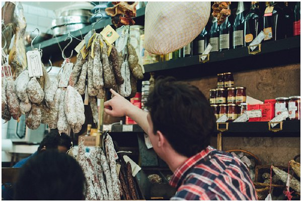 foodie shop to visit in paris