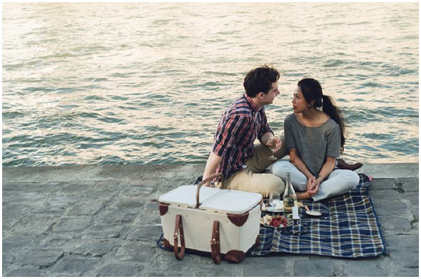 picnic proposal in Paris