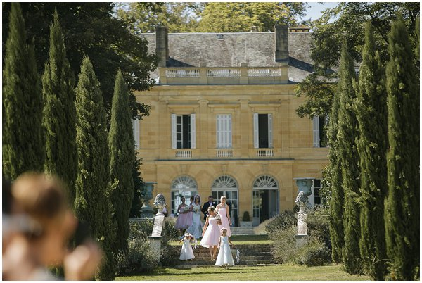 plan a wedding in Dordogne