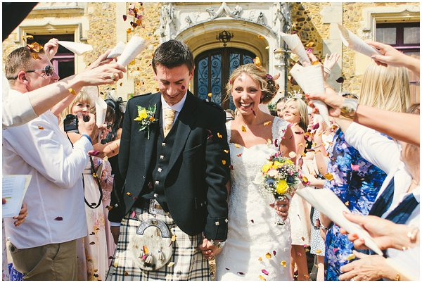 planning a scottish wedding