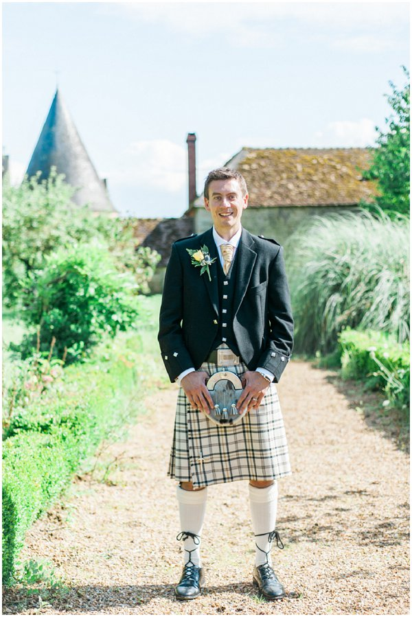 scottish groom outfit