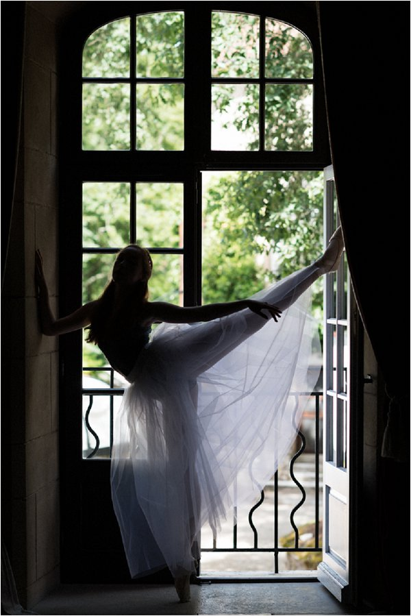 Ballet Wedding Inspiration