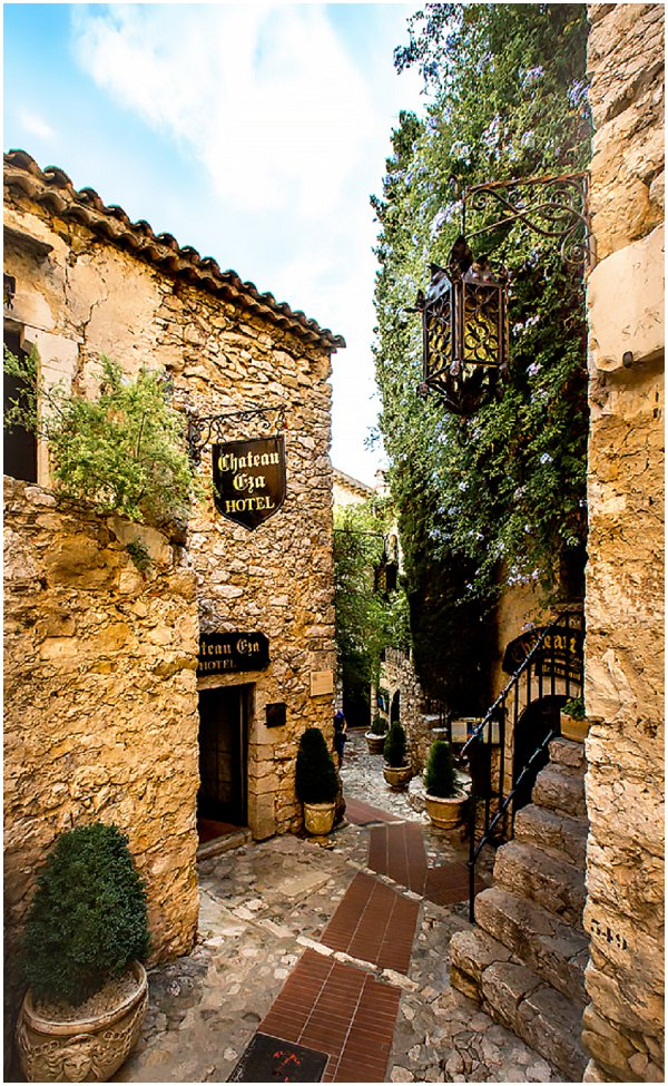Wanderlust Wednesdays Exploring Eze South Of France