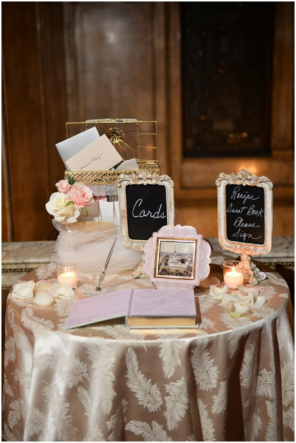 French Style wedding decorations
