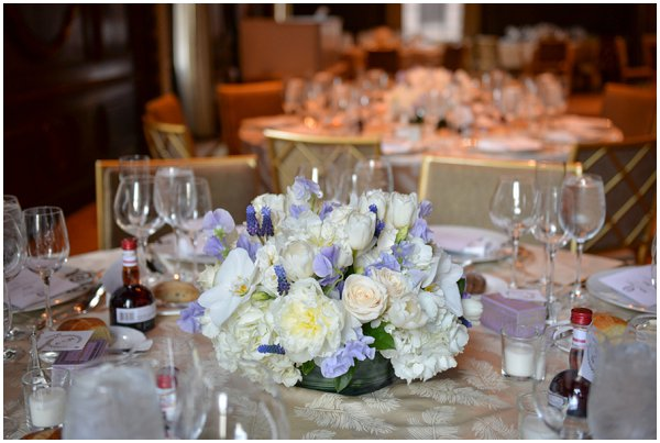French Style wedding flowers