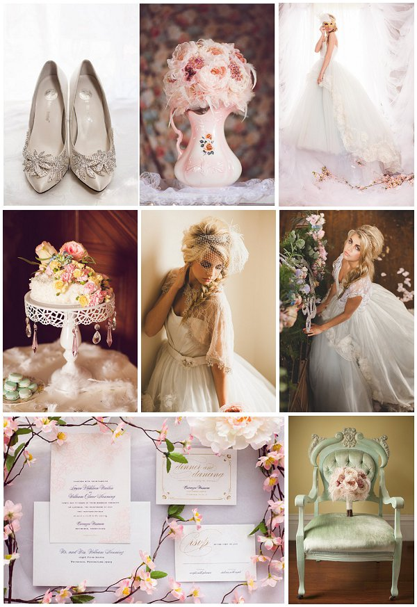French bridal inspiration snapshot