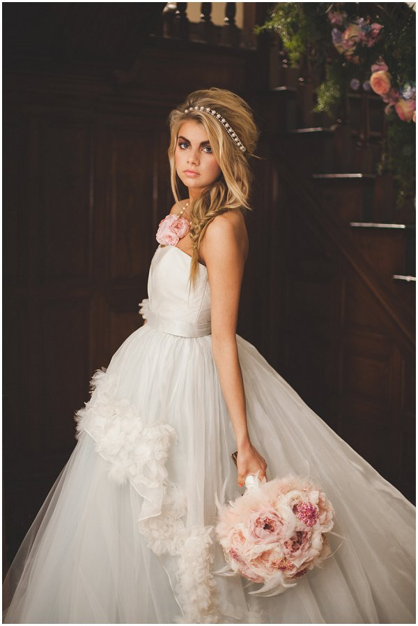 French bridal inspiration