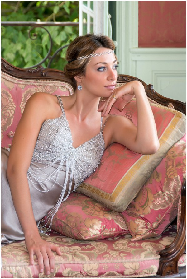 Gatsby inspired bridal ideas