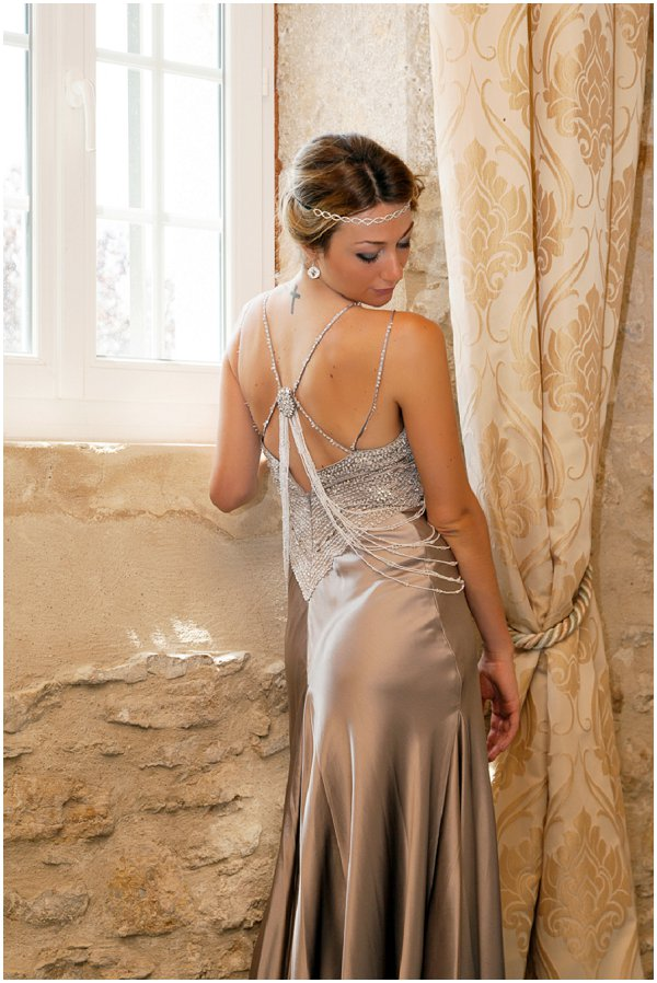 Ritva Westenius Gatsby dress