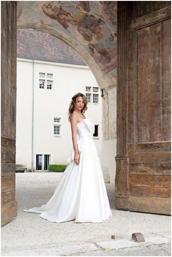 Ritva Westenius wedding dress