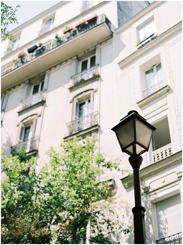beautiful buildings of Paris