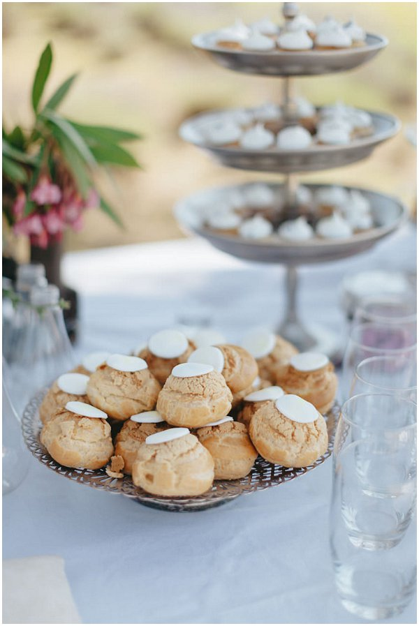 choux for weddings