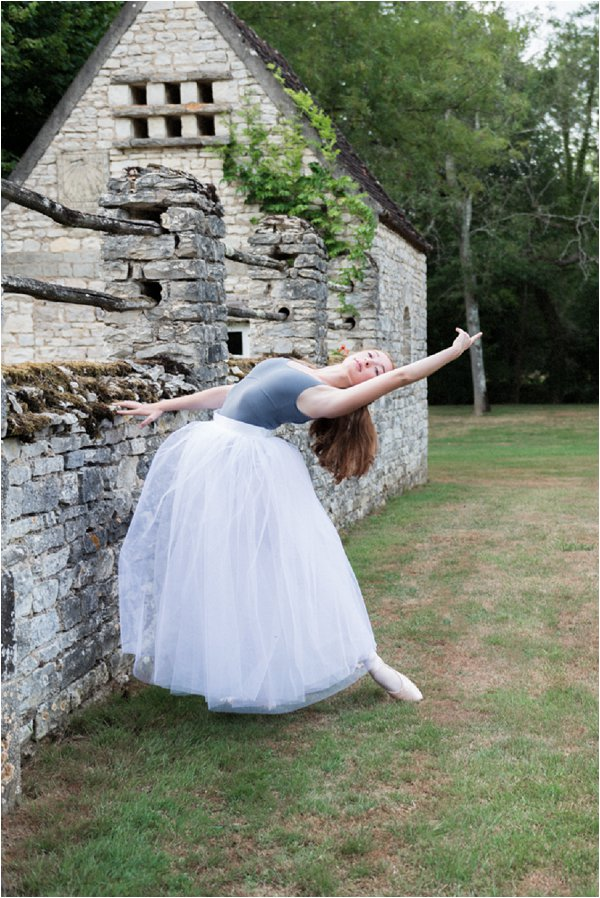 inspiration for a wedding ballet