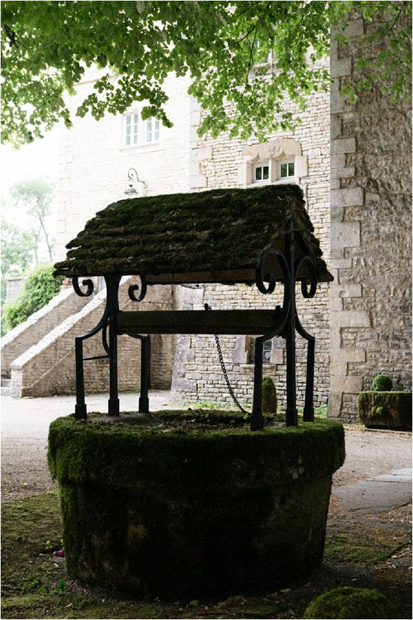 old French wishing well