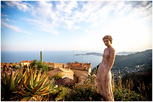 picturesque French Riviera
