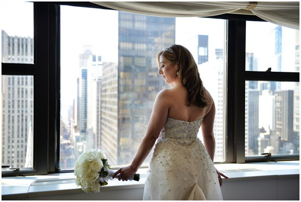real wedding in New York