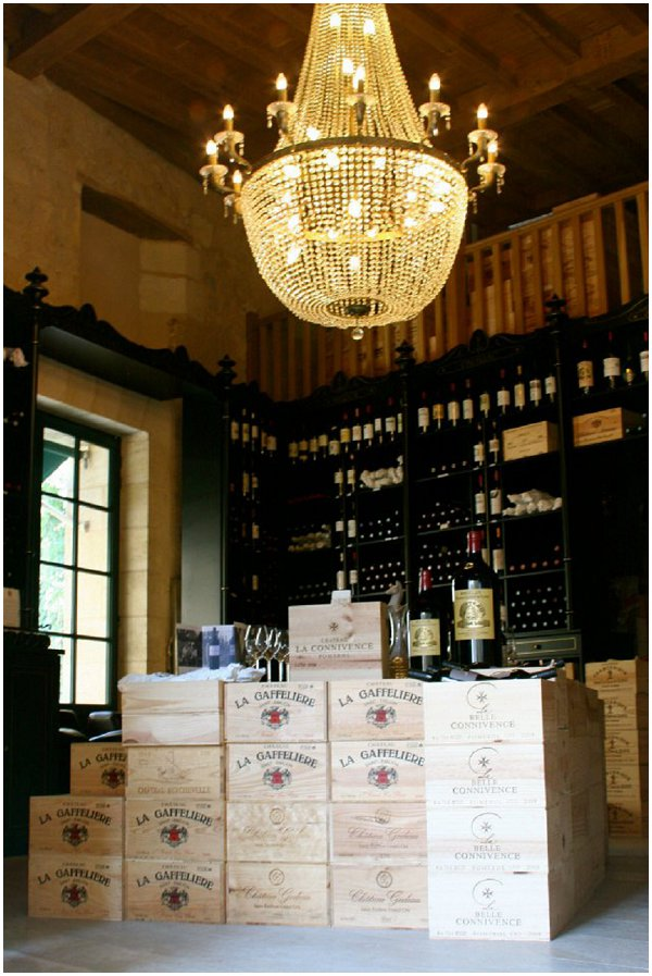 st.emilion wine shop