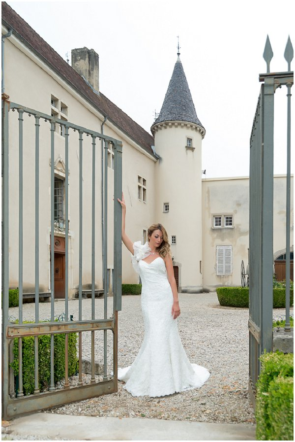 wedding dress by Ritva Westenius