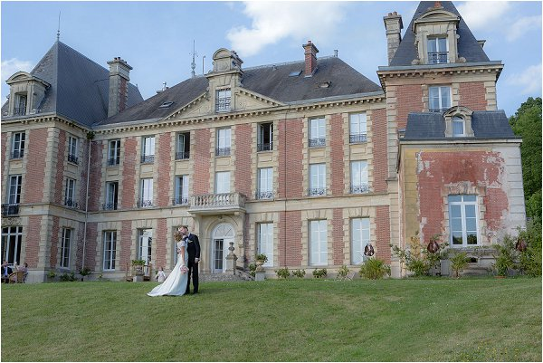 Chateau de la Bucherie weddings