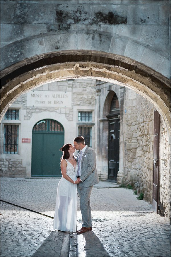 Elope to Provence