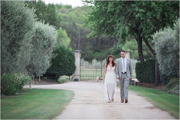 elopement to Provence