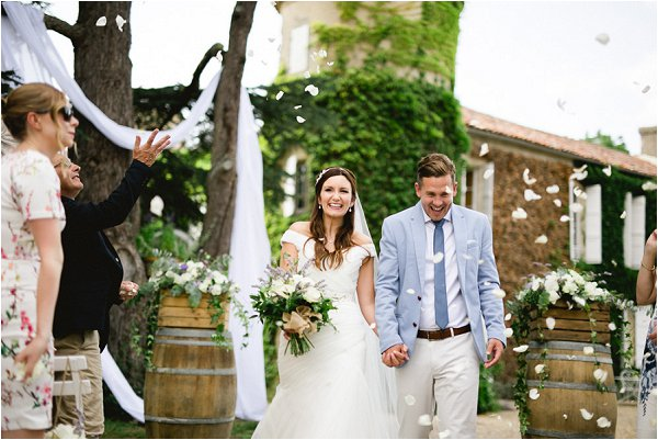 ideas for planning a wedding in France