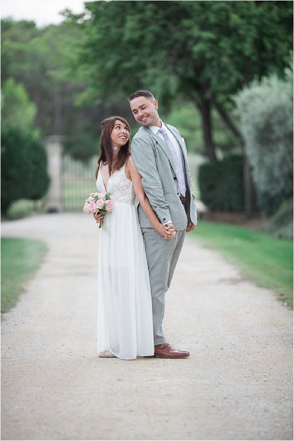 elopement in South of France