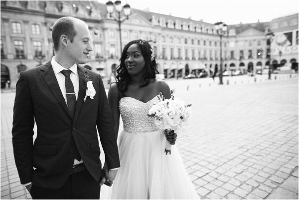 elopement packages Paris