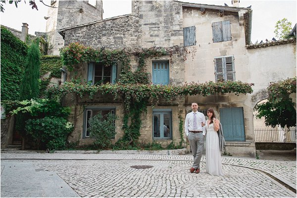 places to elope in Provence