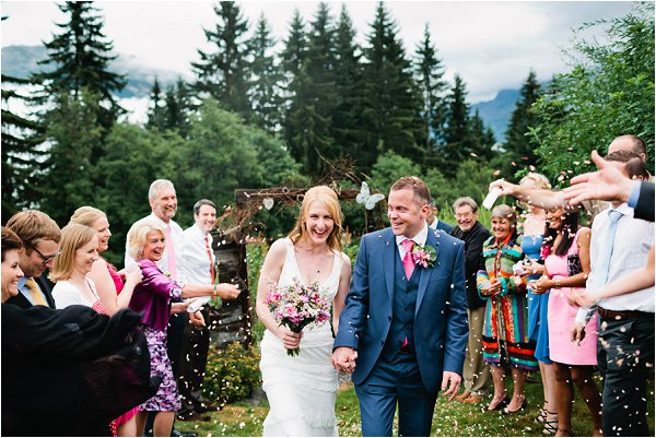 planning a wedding in Chamonix