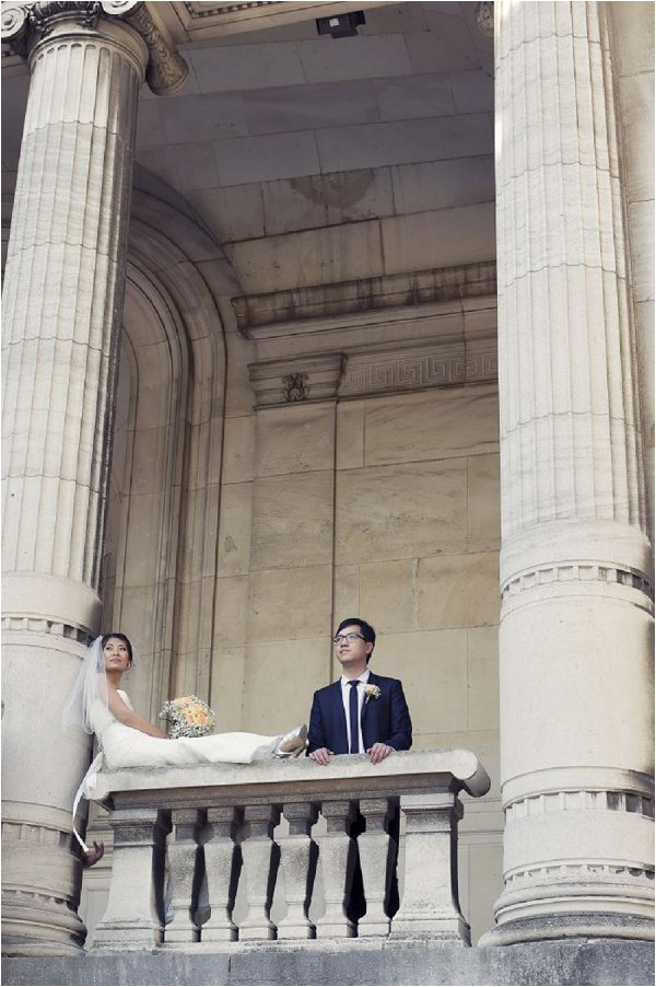 relaxed Paris weddings