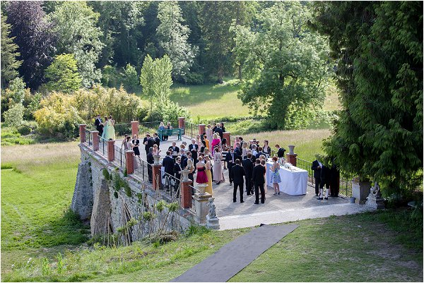 wedding guests france