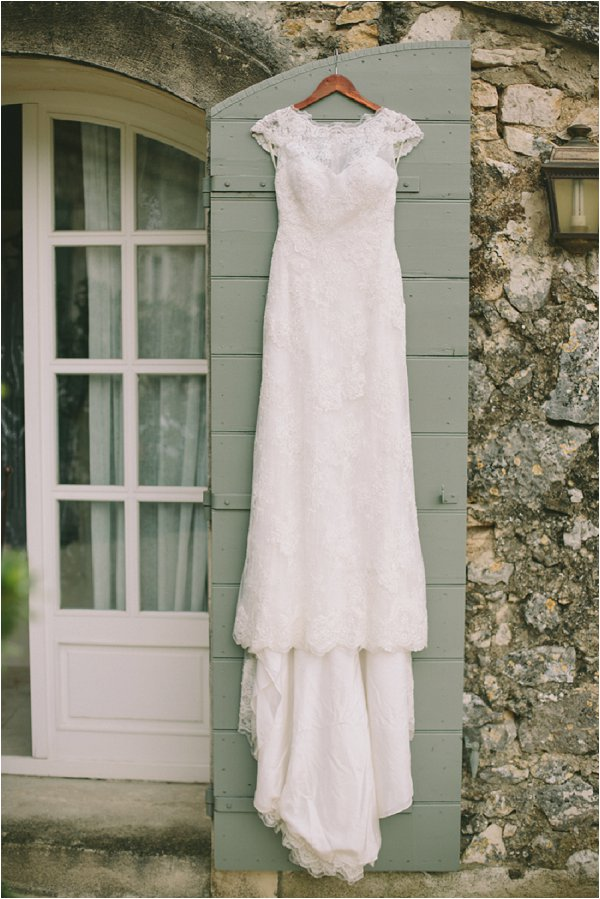 Atelier V lace wedding dress