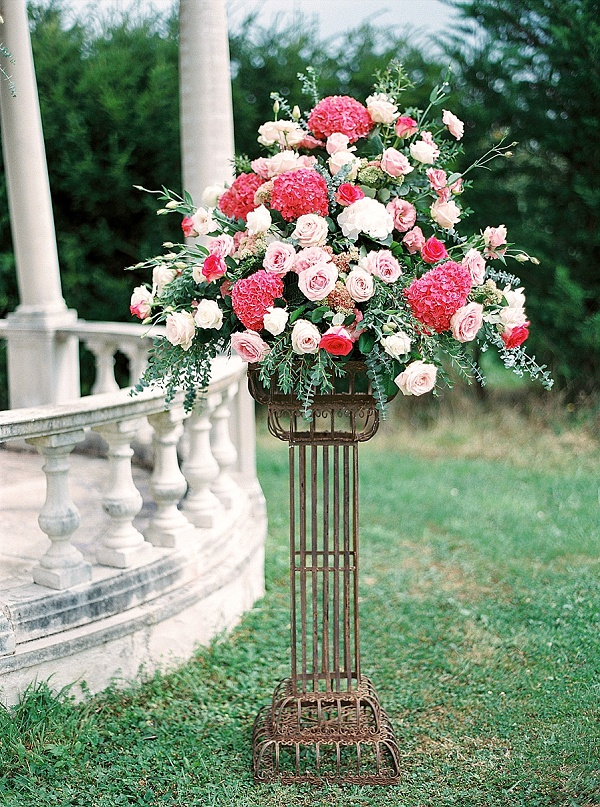 Beautiful blooms by French Flower Style