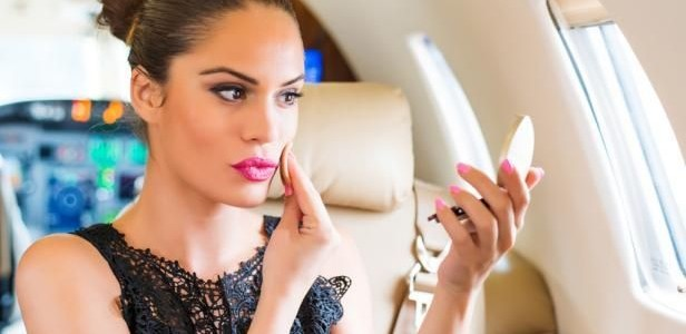 Beauty Regime for Flights