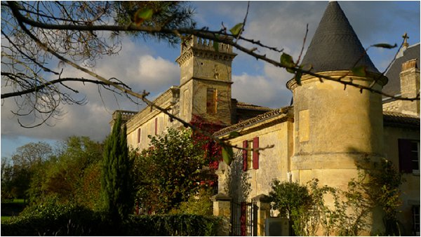 Chateau Sentout wedding venue