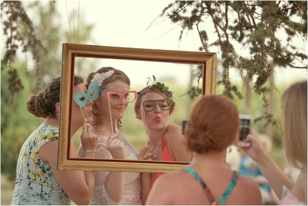 DIY wedding photobooths