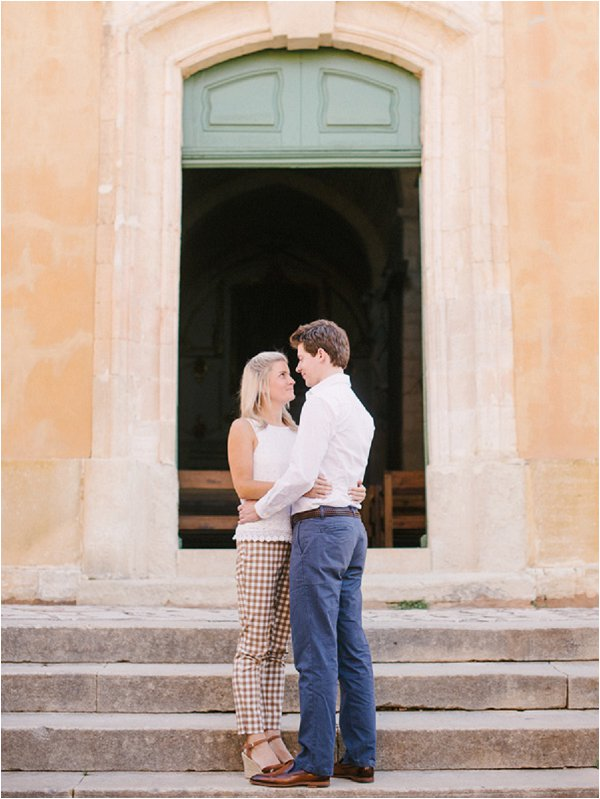 Engagement Session South France