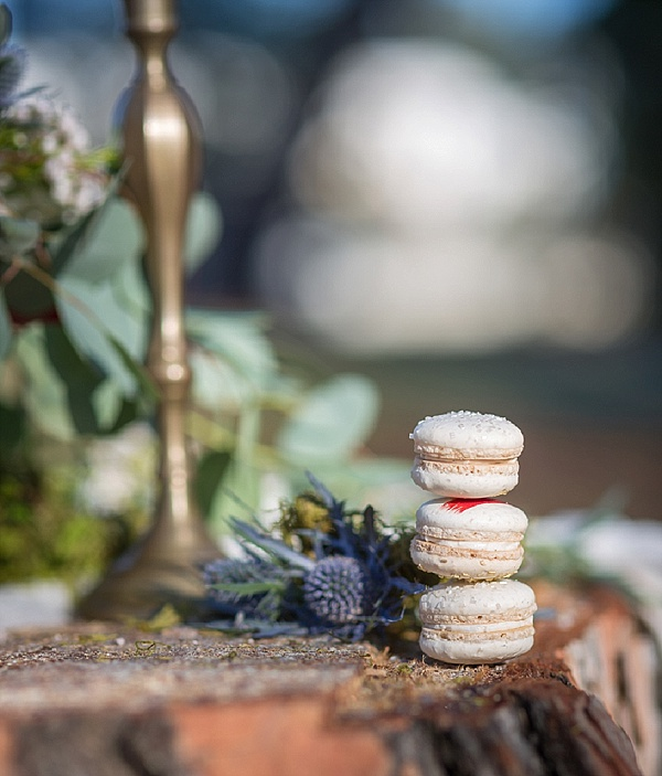 French macaroon styled shoot
