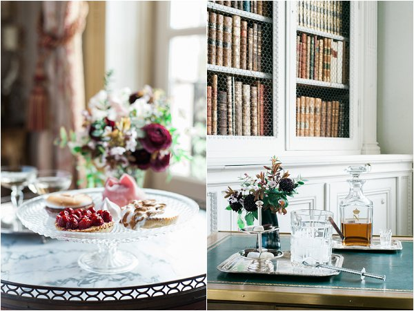 French wedding accents