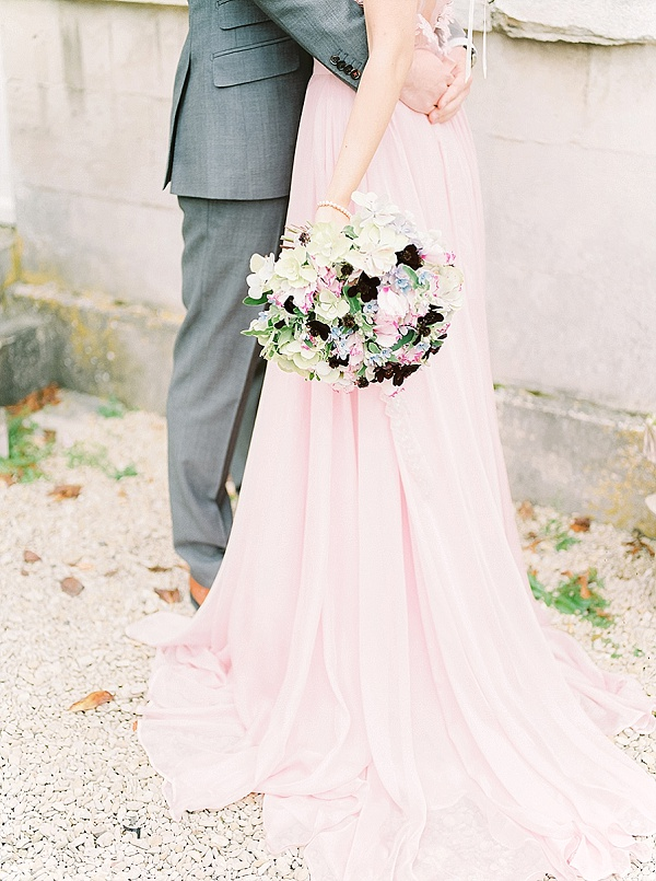 French wedding bouquet inspiration
