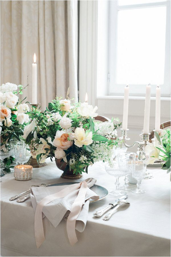 Luxury French Wedding Inspiration