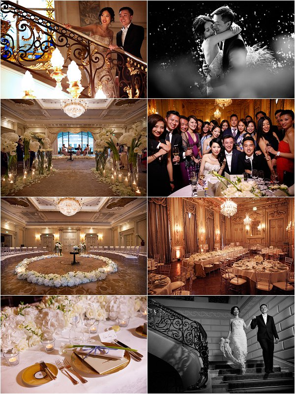 Luxury Wedding at Shangri-La Hotel Paris Snapshot