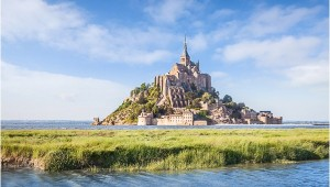 Visiting Mont St Michel