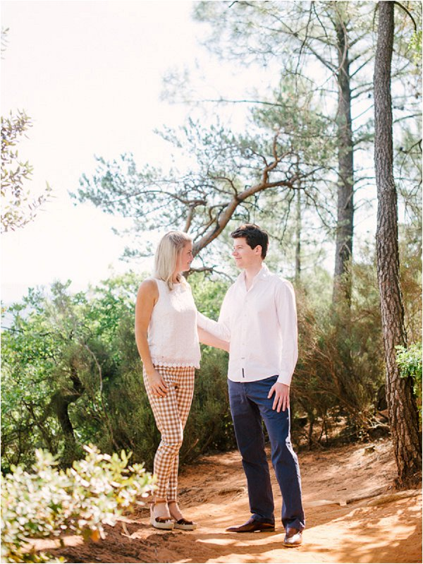 nature inspired engagement Session